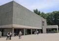 Museo nazionale di art tokyo japan occidentale Immagini Stock