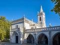 Museu Regional de Beja, Rainha Dona Leonor museum. Alentejo, Portugal. Royalty Free Stock Photo