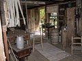 The museum of appalachia clinton tennesee usa followed basic philosophy preserving not only structures and artifacts relevant to Stock Image