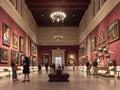 Museum of Fine Arts Boston Royalty Free Stock Photo