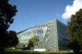 Museum of the History of Polish Jews in Warsaw (Po Royalty Free Stock Photo