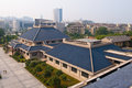 Museum of Hubei, China Royalty Free Stock Photos