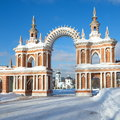 The Museum-reserve `Tsaritsyno`, Moscow, Russia