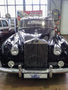 The museum of retro cars in moscow region of russia vintage on street rogozhsky val city is one Stock Photo