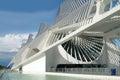 Museum of tomorrow tomorrow museum in rio de janeiro brazil february designed by spanish architect santiago calatrava Stock Photography