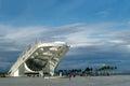 Museum of tomorrow tomorrow museum in rio de janeiro brazil february designed by spanish architect santiago calatrava Royalty Free Stock Image
