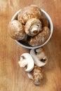 Mushrooms Royalty Free Stock Photography