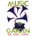 Music garden Royalty Free Stock Photography