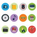 Music icons. Vector collection.