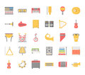 Music Instruments , Pixel Perfect Icons