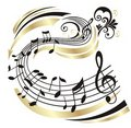 Music note. Stock Image