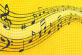 Music Notes Royalty Free Stock Photos