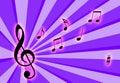 Música notas