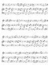 Hudba list (vektor)