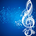 Musical background for music event design Royalty Free Stock Photo