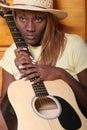 Musician Royalty Free Stock Photo