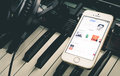 Musician is using iTunes Music