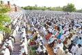 Eid Prayer Royalty Free Stock Photo