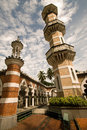 Muslim mosque Royalty Free Stock Images