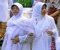 Muslim People at Idul Fitri, Indonesia