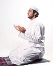 Muslim prayer Royalty Free Stock Images