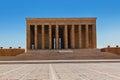 Mustafa Kemal Ataturk mausoleum in Ankara Turkey Royalty Free Stock Photo