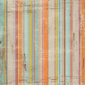 Muted Color Stripe Pattern Background Stock Image