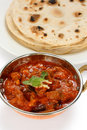 Mutton rogan josh, mutton curry, indian cuisine Stock Photos