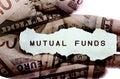 Mutual fund Royalty Free Stock Photo