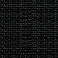 My dog ate my homework chalk board seamless pattern with message Stock Images