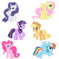 My little pony Royalty Free Stock Photo