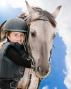 My lovely horse Royalty Free Stock Photo