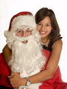 My own santa claus Royalty Free Stock Photo
