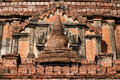 Myanmar, Bagan, Sulamani Pahto temple Royalty Free Stock Photo