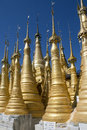 Myanmar burma inle lake shwe inn thein paya temple complex at ithein also indein near in shan state in central Stock Photos