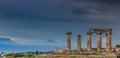 Mycenae Ruins Royalty Free Stock Photo