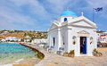 Mykonos Greece Royalty Free Stock Photo