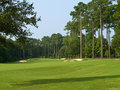 Myrtle Beach golf course Stock Photo