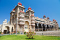 Mysore palace Royalty Free Stock Photography