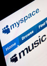 Myspace Stock Images