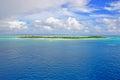 Mystery Island, Vanuatu Royalty Free Stock Photo