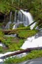 Mystic Falls Royalty Free Stock Photo