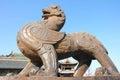 Mythological beast