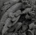 Mythological dragon
