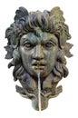 Mythological Fountain Face