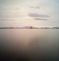 Myvatn lake in iceland north Royalty Free Stock Image