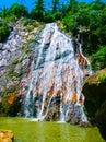 Na Muang waterfall, Koh Samui, Thailand Royalty Free Stock Photo
