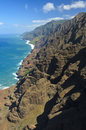 Na Pali Coast Royalty Free Stock Photography