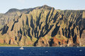 Na Pali Coast Stock Photography