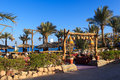 Naama Bay in Sharm El Sheikh Royalty Free Stock Photography